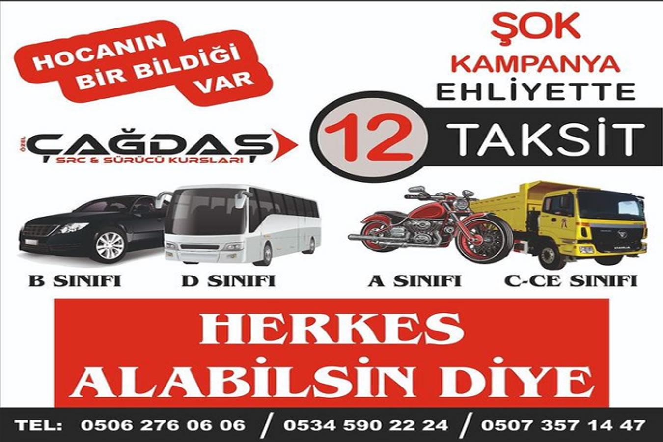 Sürücü Kursu Ehliyet Fiyatları